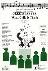 What Child is This? (Greensleeves) - Partitur