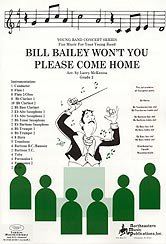 Bill Bailey Wont You Please Come Home - Partitur