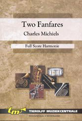 Two Fanfares - Partitur