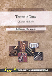 Theme In Time - Partitur