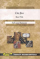 City Jive - Partitur