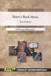 Harry?s Rock Music - Partitur