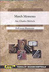 March Moments - Partitur