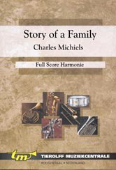 Story Of A Family - Partitur