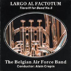 Largo Al Factotum - Concert Band - Partitur