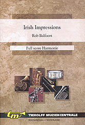 Irish Impressions - Partitur