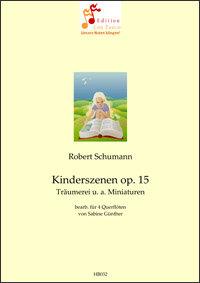 200 Geburtstag Robert Schumann Noten Querflote Robert