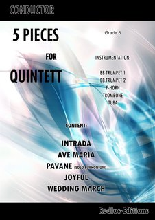 5 Pieces for Quintett