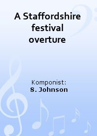 A Staffordshire festival overture