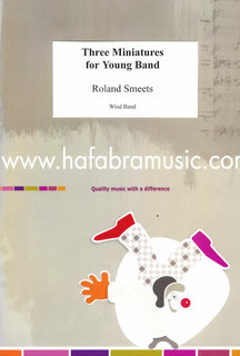 Three miniatures for young band