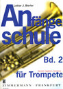 Anf�ngerschule f�r Trompete-Band 2