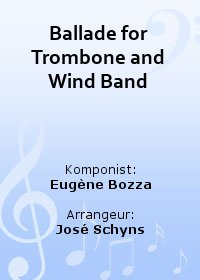Ballade for Trombone and Wind Band