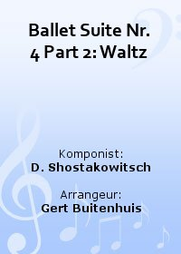 Ballet Suite Nr. 4 Part 2: Waltz