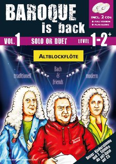 Baroque is back (Vol. 1) - Altblockflöte