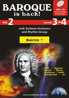Baroque is back (Vol. 2) - Bariton in C