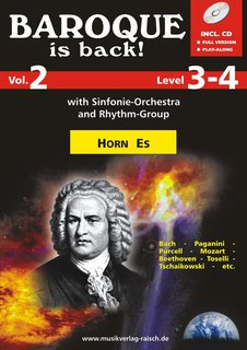 Baroque is back (Vol. 2) - Horn in Es