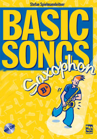 Basic Songs für Bb-Saxophone 1