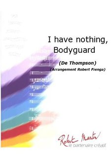I have nothing (Bodyguard)