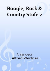 Boogie, Rock & Country Stufe 2