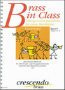 Brass in Class Band 1 - Ausgabe in C tief (Tuba) -...