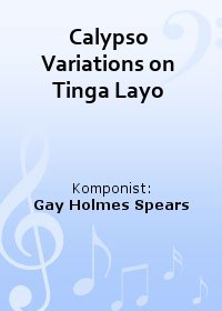 Calypso Variations on Tinga Layo