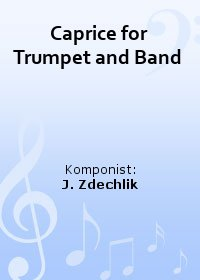 Caprice for Trumpet and Band
