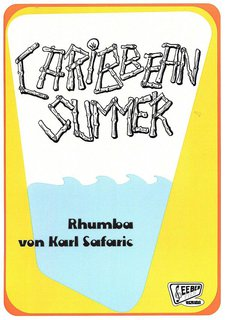 Caribbean Summer (Rumba)