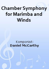 Chamber Symphony for Marimba and Winds
