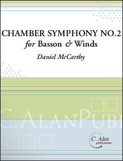 Chamber Symphony No. 2 for Bassoon and Winds