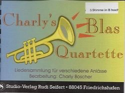 Charlys Blasquartette - 3. Stimme in  F (Horn in F)