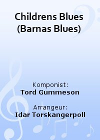 Childrens Blues (Barnas Blues)