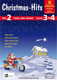Christmas Hits (Vol. 2) - Altblockflöte