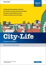 City-Life Fantasie in 4 Bildern