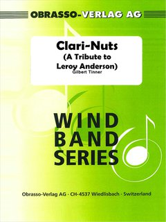 Clari-Nuts (Solo for Clarinets)