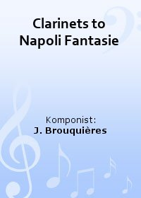 Clarinets to Napoli Fantasie