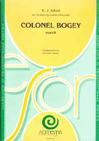 Colonel Bogey Marsch from film: The bridge on the river Kway