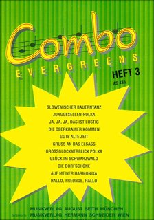 Combo Evergreens Heft 3