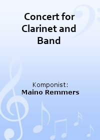 Concert for Clarinet and Band