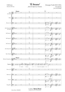 Concertino for English Horn and Orchestra