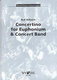 Concertino for Euphonium and Concert Band