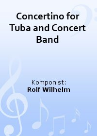 Concertino for Tuba and Concert Band