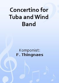 Concertino for Tuba and Wind Band