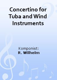 Concertino for Tuba and Wind Instruments