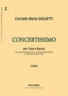 Concertissimo for Tuba & Banda