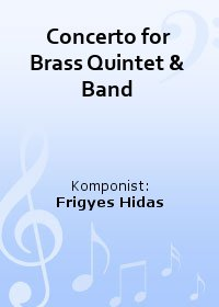 Concerto for Brass Quintet & Band