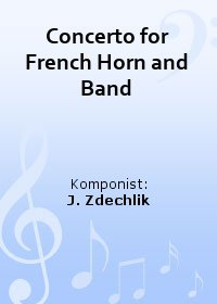 Concerto for French Horn and Band
