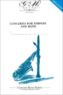 Concerto for Timpani and Band