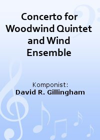 Concerto for Woodwind Quintet and Wind Ensemble