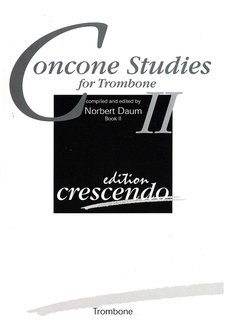 Concone Studies, Book II