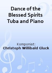 Dance of the Blessed Spirits Tuba and Piano